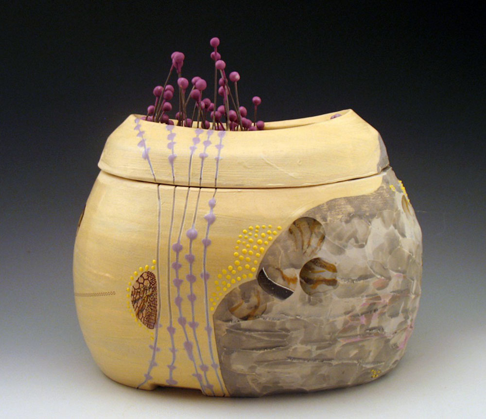 Enter The Curious World Of Ceramic Artist Grace Sheese
